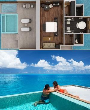 Hotel Conrad Bora Bora Nui Bora Bora